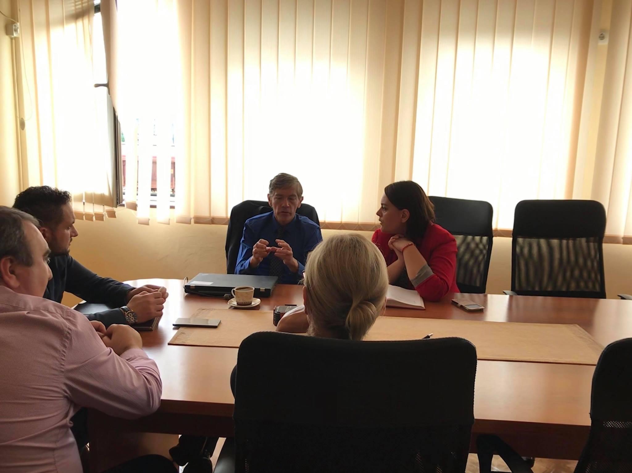 Posjeta izvršnog direktora CER-a